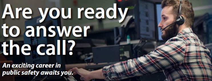 Become a 911 call taker | 911 Emergency Dispatcher | Canada 911
