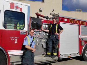 emergency fire dispatcher